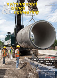 ES&E Magazine April 2017 cover