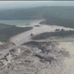 Mount Polley tailings pond breach