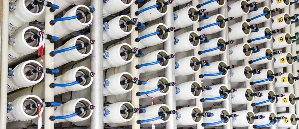 Designing Reverse Osmosis Systems For Large Applications