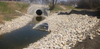 Truro Creek culvert