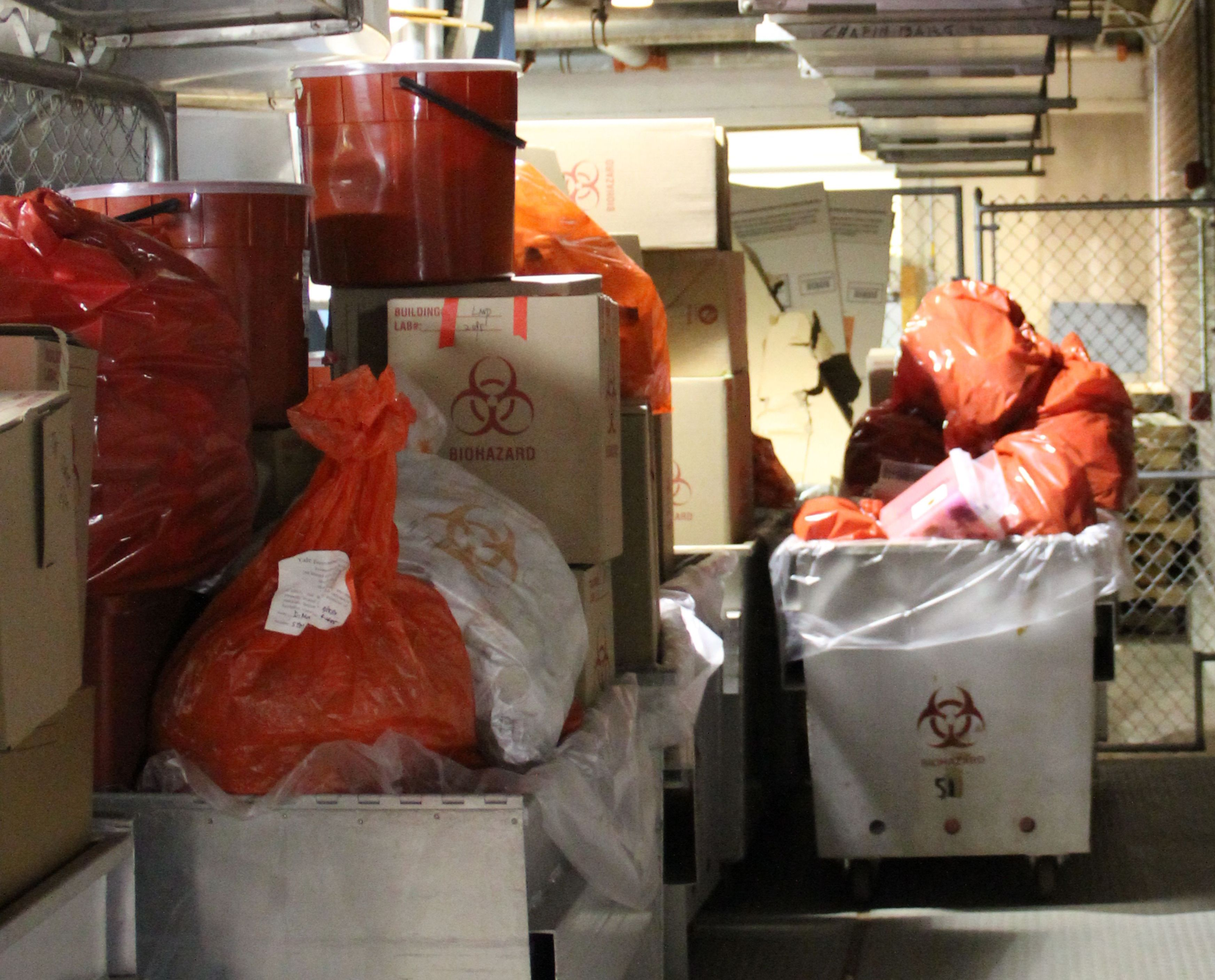 Diverting Healthcare Waste From Landfill Is Essential