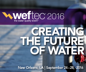 WEFTEC 2016 - SBB2