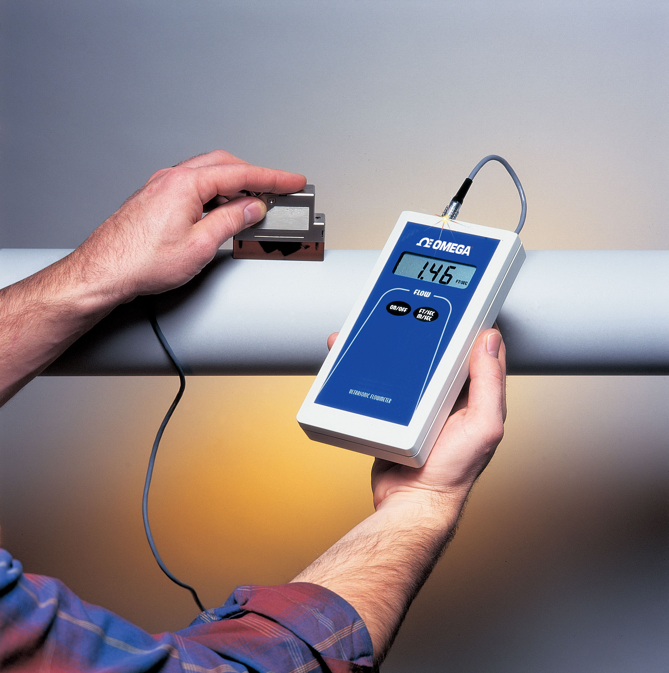 Comparing Doppler and transit time ultrasonic flow meters