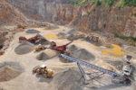 Stock mining facility