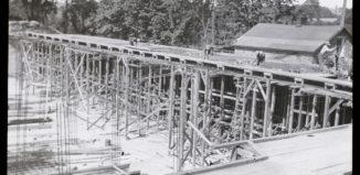Ex. Reservoir construction (1920s)
