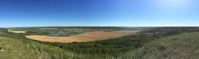 ESA reserve land valley