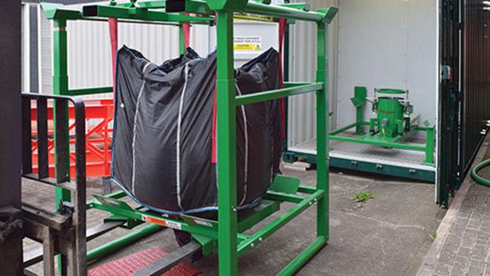 BFF-C-X Bulk Out® split-frame bulk bag