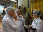 Enviro-Stewards meeting with Dextran representatives