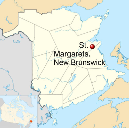 St. Margarets New Brunswick