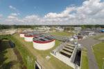 Nereda aerobic granular sludge plant, Epe, Netherlands