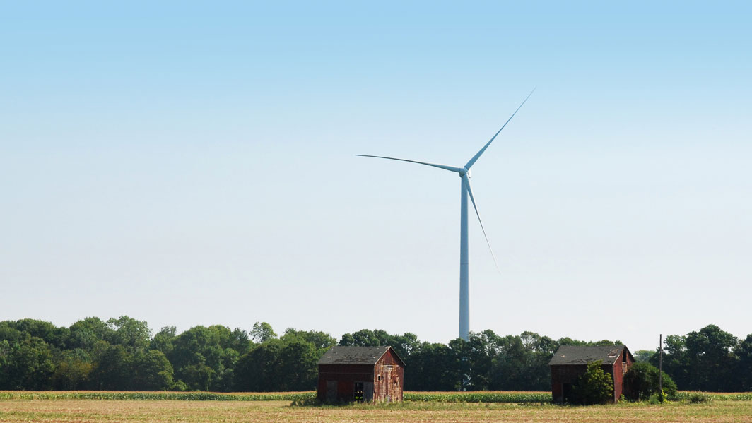 Saskatchewan siting guidelines' impact on wind energy