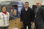 Dr. Jiangning Wu, Dr. Al jibouri, Dr. Konstantin Volchek