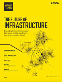 The report gathered input from 500 respondents working on large infrastructure projects.