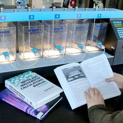 water library resources
