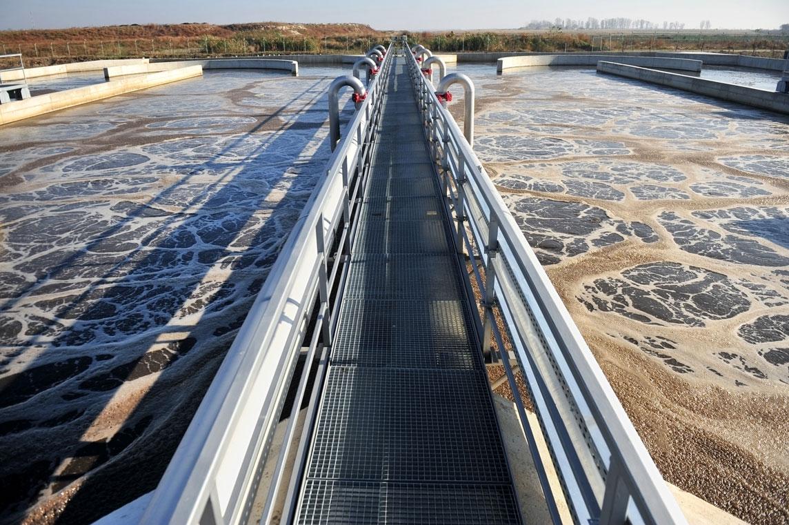 wastewater basins