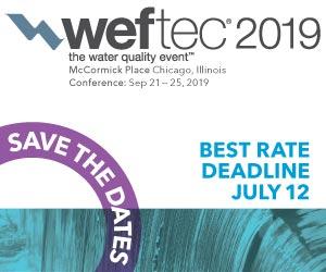 WEFTEC-2019