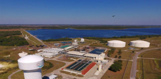 Lake Manatee Water Treatment Plant