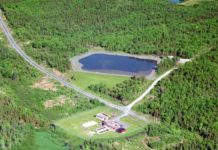 The Aerotech Wastewater Treatment Facility