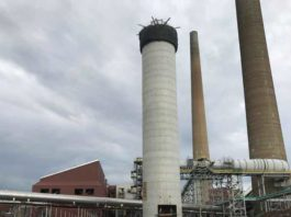 Vale new billion Atmospheric Emissions Reduction Project Stacks