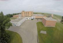 Buffalo Pound Water Treatment Plant