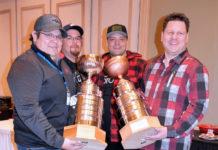 Aboriginal Water & Wastewater Association of Ontario 2019 award winners