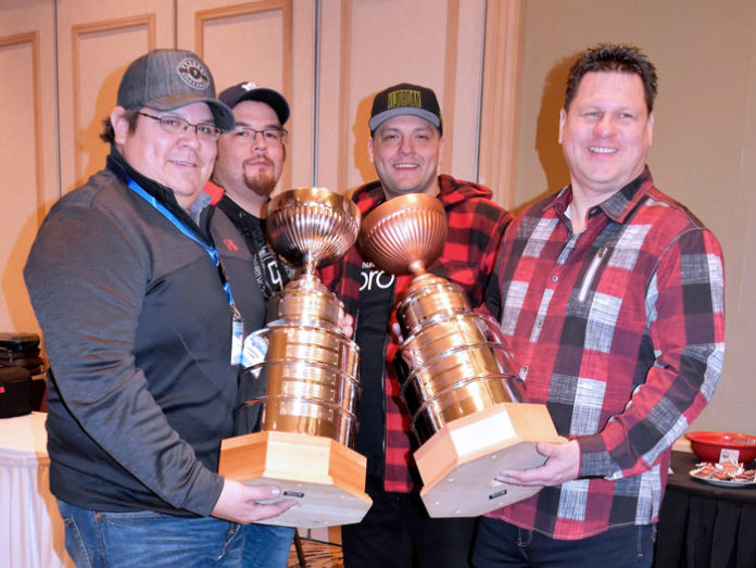 Aboriginal Water & Wastewater Association of Ontario 2019 award winners