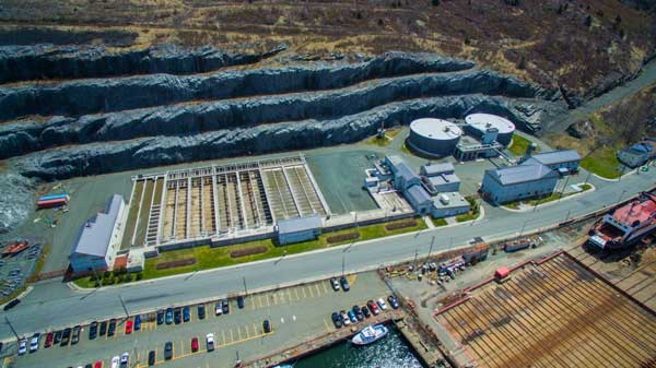 Riverhead Wastewater Treatment Facility