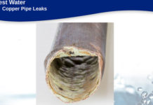 corroded pipe photo
