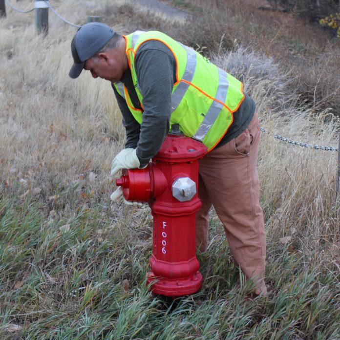 hydrant pumper