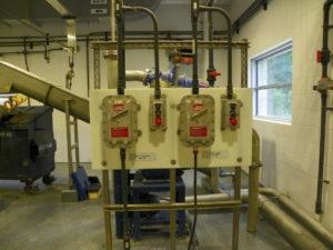 PVC coated steel conduits