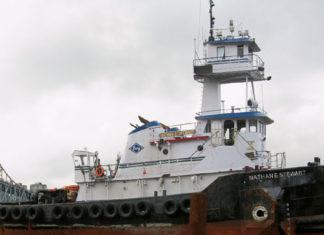 Nathan E. Stewart tugboat