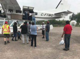 evacuees-manitoba-red-cross-plane