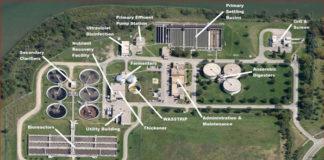 Saskatoon Wastewater plant