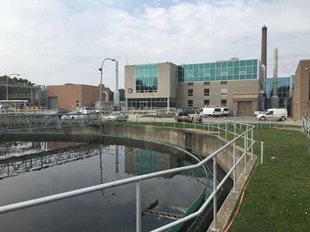 Greenway Wastewater Treatment Plant