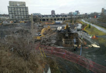 Construction Albert Street Ottawa