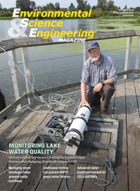 ESE Magazine October cover