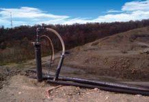 Landfill-gas-wells