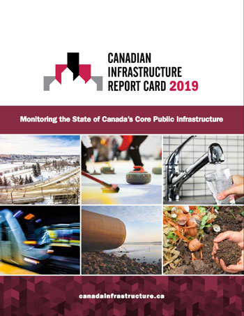 Canadian Infrastructure Report Card Cover