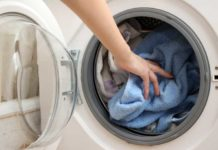 Stock Washing Machine Image