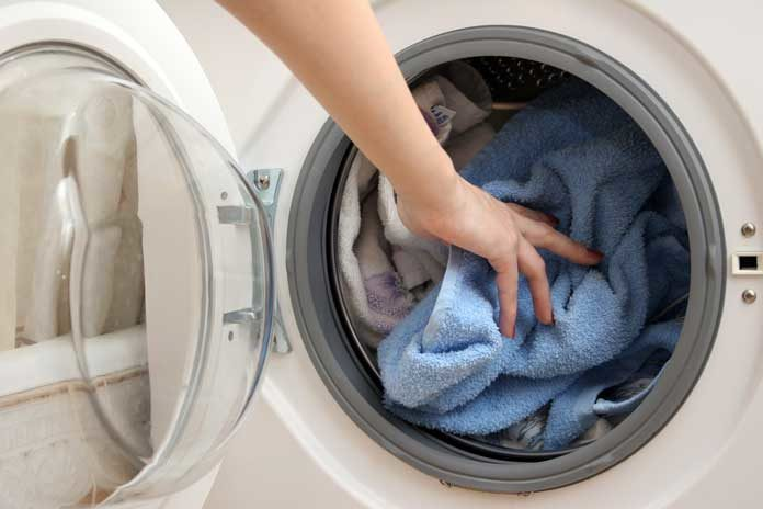 Stock Washing Machine Image