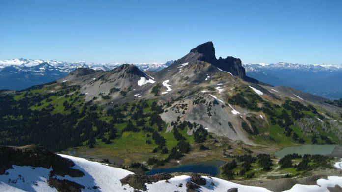 Black Tusk British Columbia