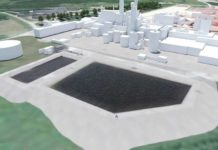 Northern Pulpproposed effluent treatment plant