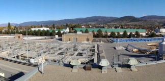 Penticton Wastewater Treatment Plant