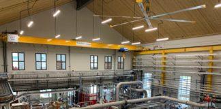 Dawson City Water Treatment Plant Interior