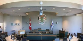 CBRM Council Chambers