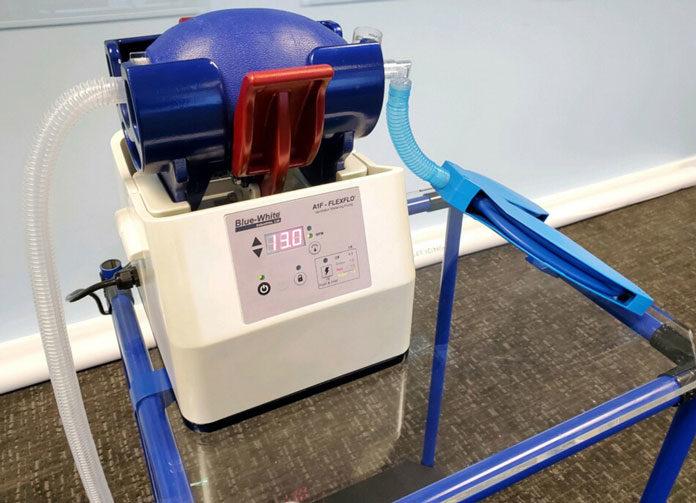 Blue-White-Temporary-Ventilator