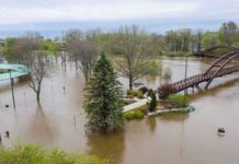 Michigan's Midland County flood