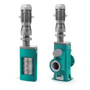 Twin shaft grinder from NETZSCH