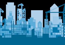 construction graphic illustration