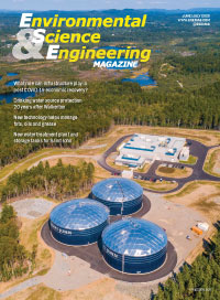 ES&E Magazine – June/July 2020 cover